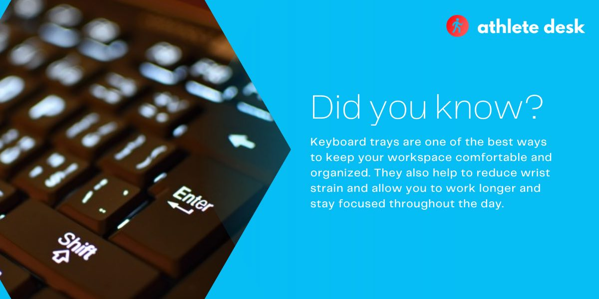 Best Standing Desks with Keyboard Trays