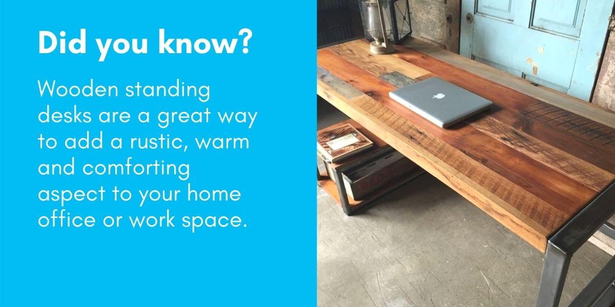 Best Wood Standing Desks