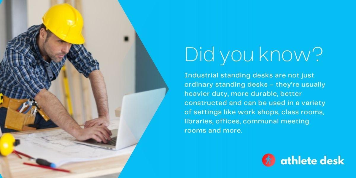 Top Five Best Industrial Standing Desks