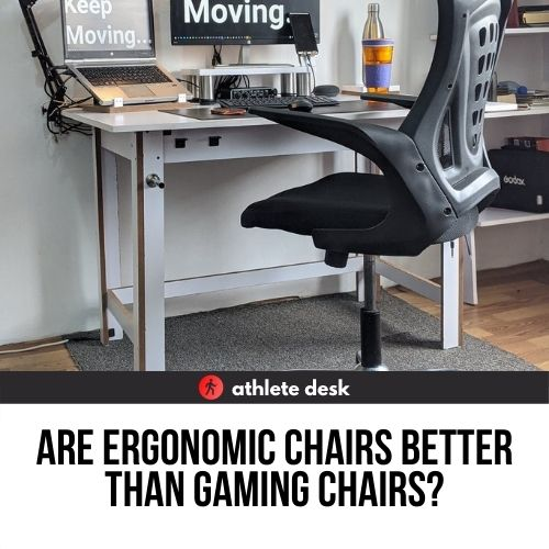 Are ergonomic chairs better than gaming