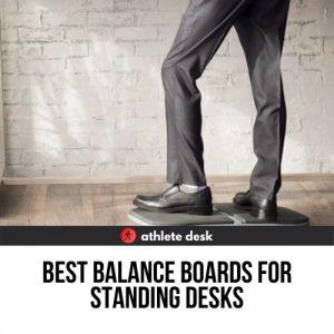 Best balance boards for standing desks