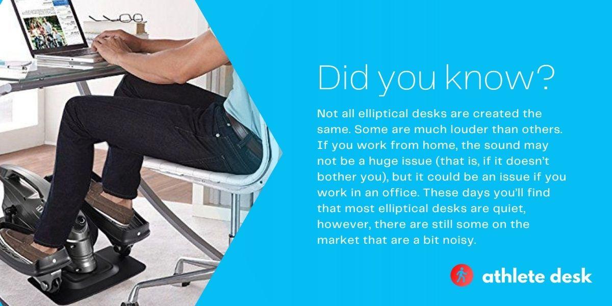 Top Five Best Elliptical Desks Did You Know