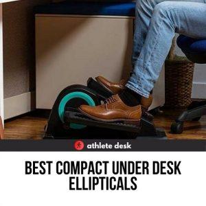 Best Compact Under Desk Ellipticals