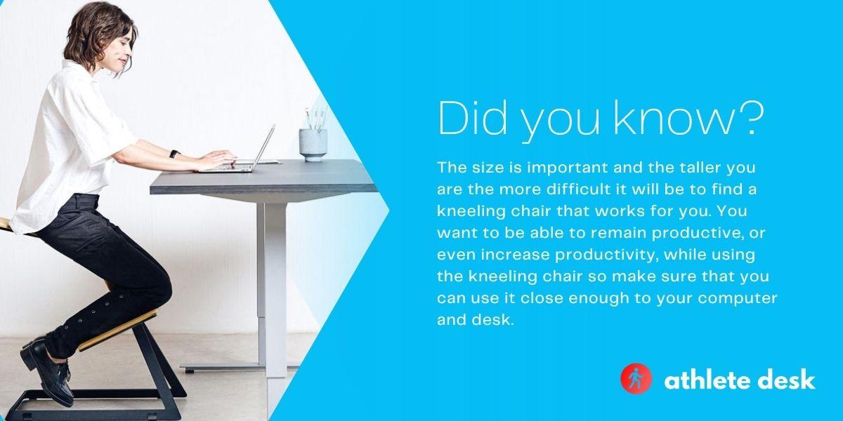 best ergonomic kneeling chairs