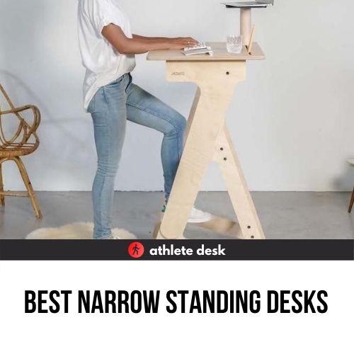 best narrow standing desks