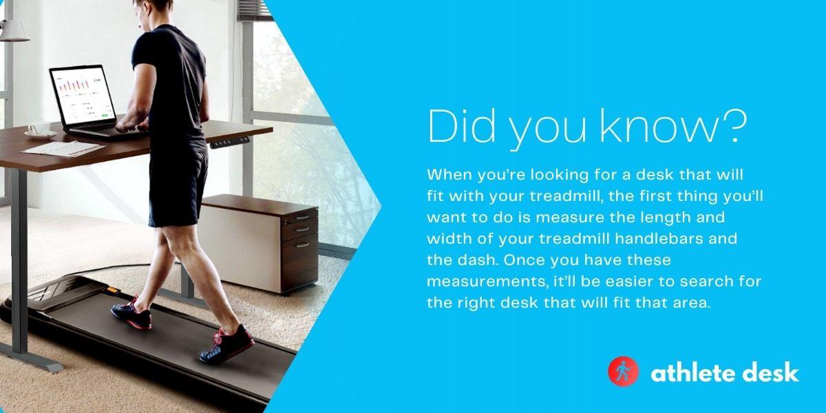 best standing desk to put over treadmill