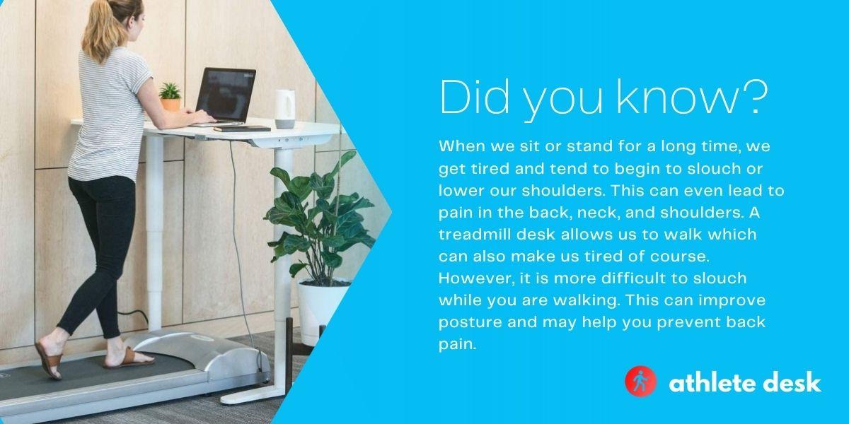 standing desk vs. treadmill desk