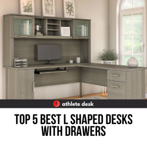 Top 5 Best L Shaped Desks With Drawers