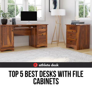 Top 5 Best Desks With File Cabinets